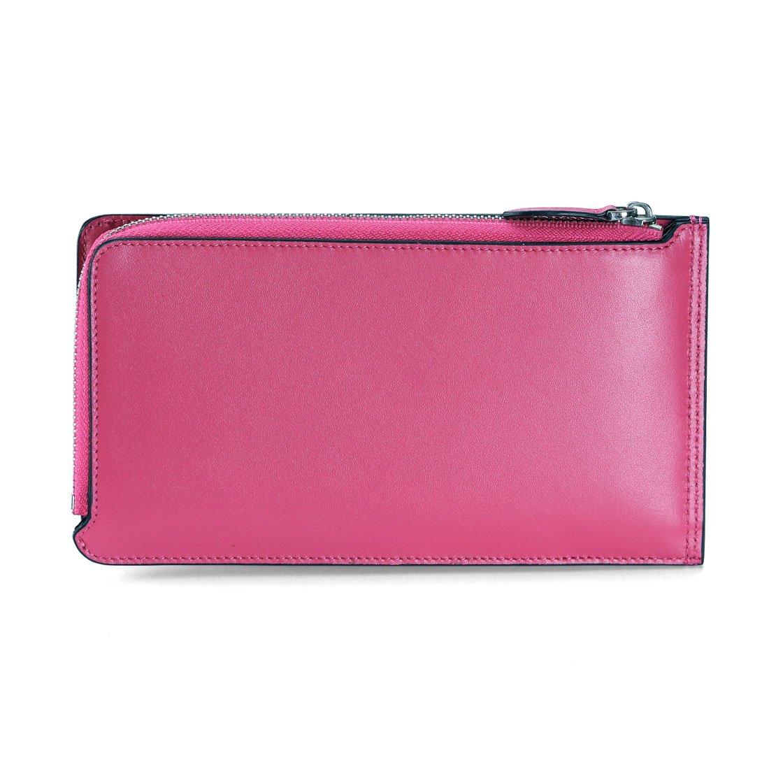 Teemzone Cartera Tarjetero de Mujer Piel Monedero Billetera Cremallera de Color Caramelo (Rosa): Amazon.es: Equipaje