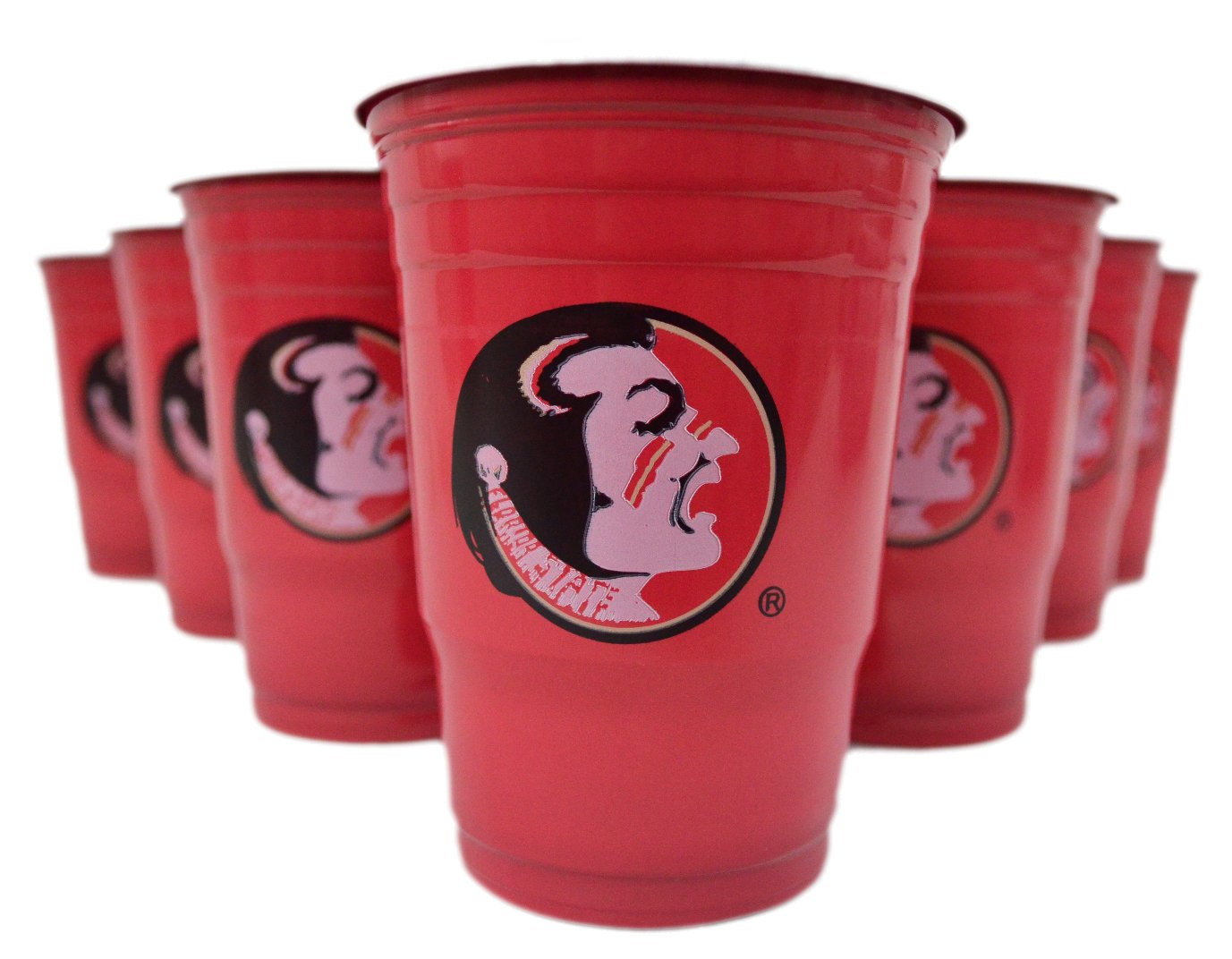 NCAA Beer Pong Set (Florida State Seminoles) by NCAA