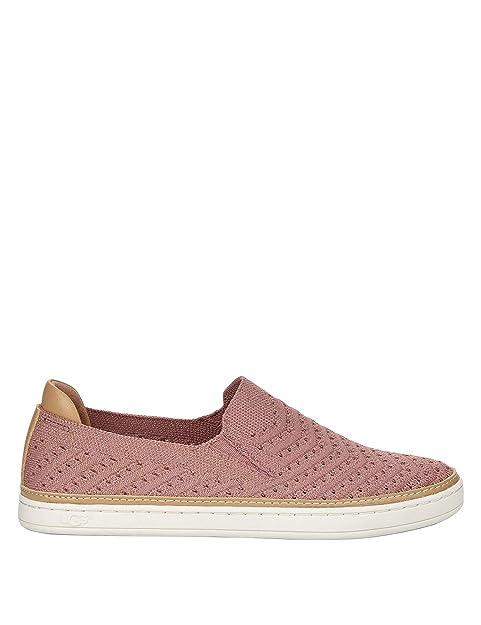 UGG - Sneakers Sammy Chevron Metallic 1099827 Pink Dawn: Amazon.es: Zapatos y complementos