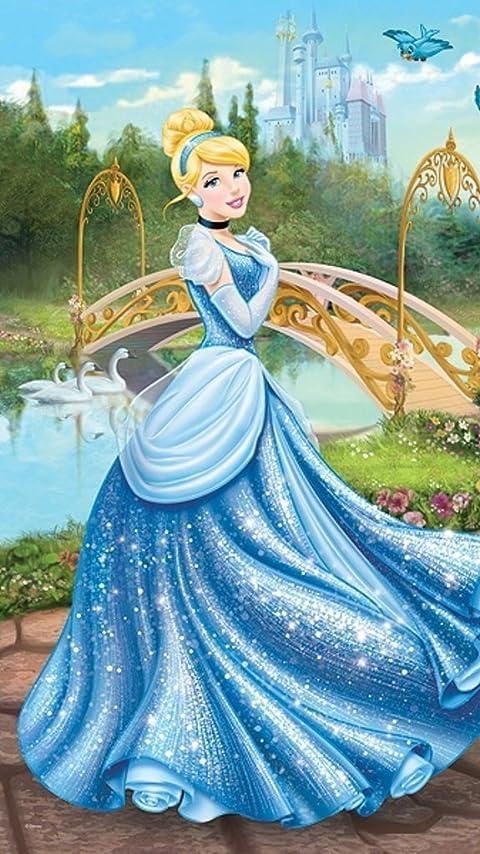 ディズニー シンデレラ XFVGA(480×854)壁紙 画像68621 スマポ