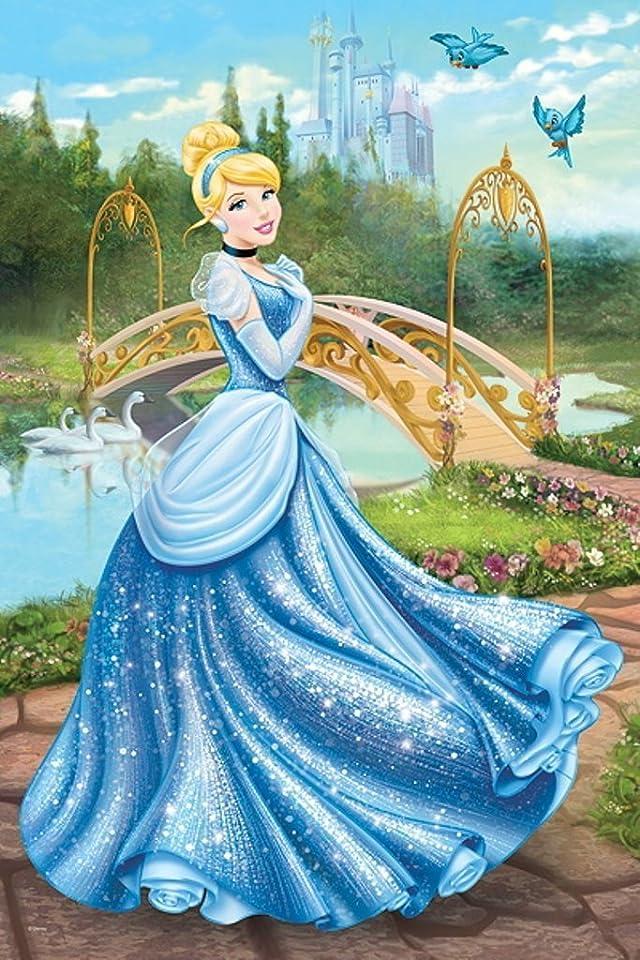 ディズニー シンデレラ iPhone(640×960)壁紙 画像64511 スマポ