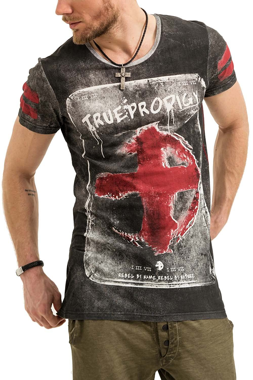Trueprodigy Casual Mens Clothes Funny And Cool Designer T Shirts