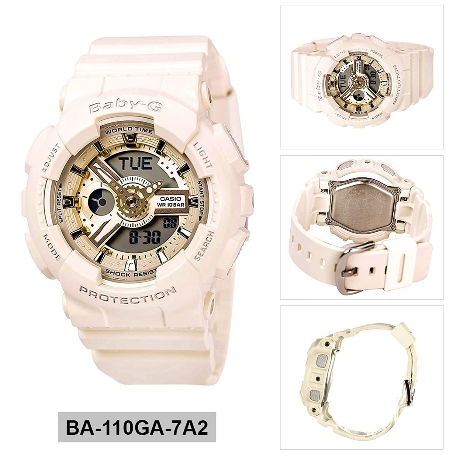 G Shock Ba 125 Series Pink One Size Watches Casio Gma S120mf 7a2