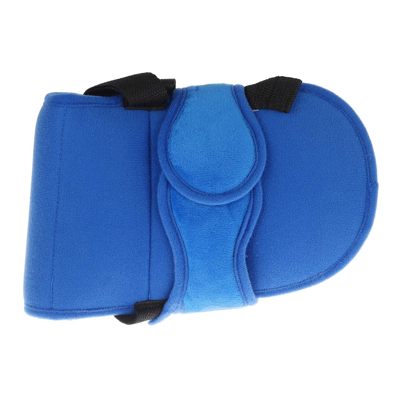 Annhao Fascia di Supporto la Testa Seggiolino auto Testa Dormire Cintura di sicurezza Blu Testa Regolabile di Sicurezza Sleep Belt Cinghia auto per Bambini di Sicurezza Testa Protezioni Comfort