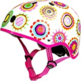 Micro Scooters Bike Safety Helmet Doodle Dot