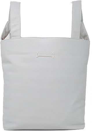 Bolso carro bebe, bolsos para carritos de bebe, bolsa panera. (Gris)