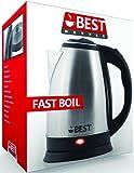 Best Electric Tea Kettle, Version 2.0 Stainless Steel 2.0L Capacity