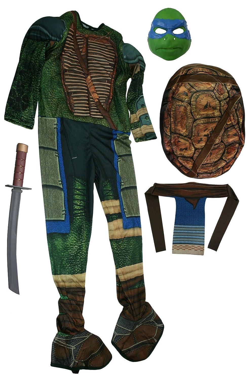 Amazon.com: Leonardo Teenage Mutant Ninja Turtles Costume ...