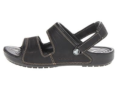 c76565215 Crocs Yukon Two-Strap Men s Sandals (9