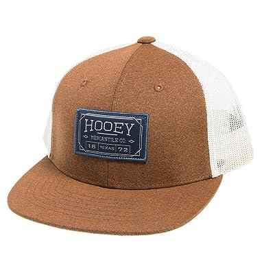 promo code 1d795 16743 ... best price hooey youth wsl doc brown rust cream cap os brown cream  74071 502bd