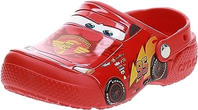 Crocs Kids' Boys and Girls Cars Clog