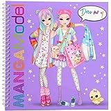 Depesche 6585 - Libro da colorare Dress Me up Manga