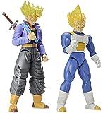 Figure Rise Standard Dragon Ball Super Saiyan Trunks & Super Saiya Vegeta DX Set (Tentative)
