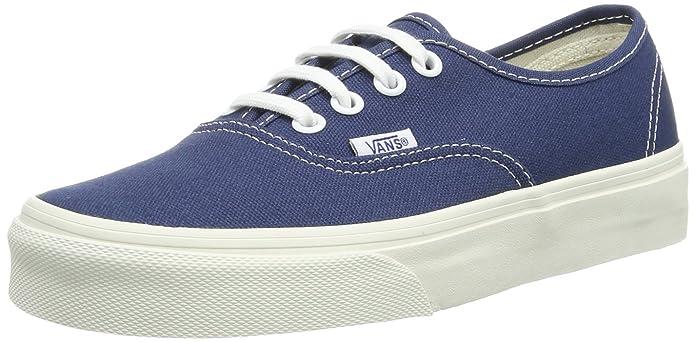 Vans Authentic Sneaker Unisex Erwachsene Blau Vintage Dark