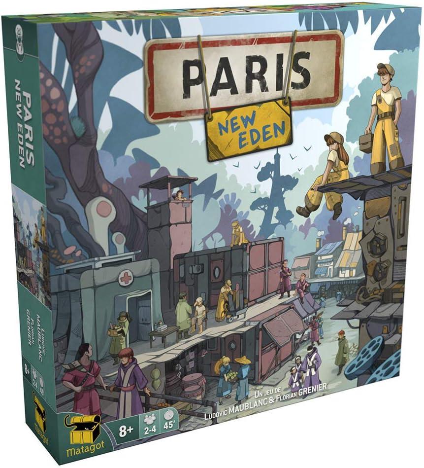 Paris: New Eden (Inglés): Amazon.es: Juguetes y juegos