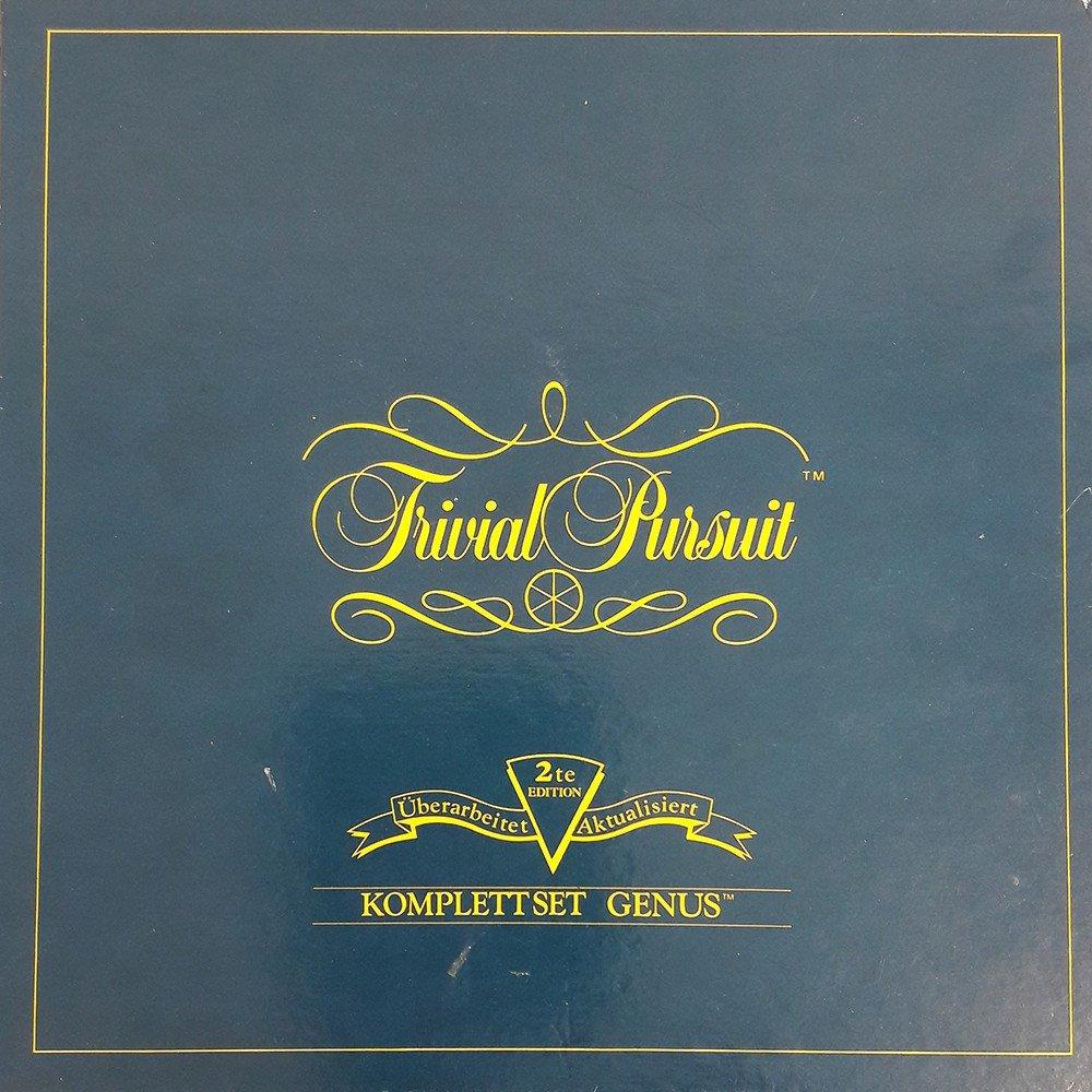 Trivial Pursuit - Parker - Brettspiel