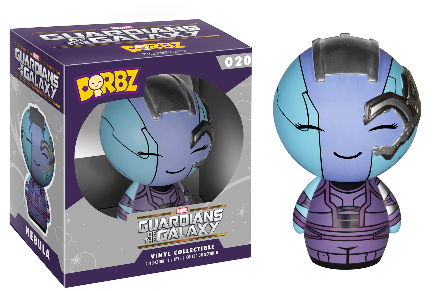 Funko Dorbz Guardians Of The Galaxy Nebula Action Figure 5943 Accessory Toys /& Games Miscellaneous