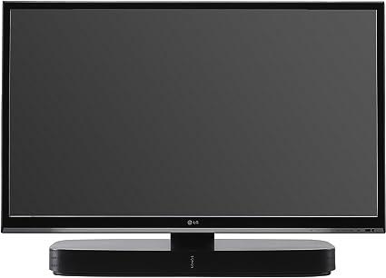 Flexson Einstellbarer Tv Standfuß Für Sonos Playbase Schwarz Heimkino Tv Video
