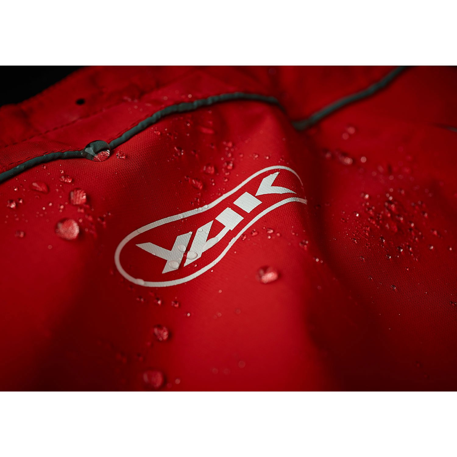 Yak Tomahawk Whitewater Dry Cag Red 2727