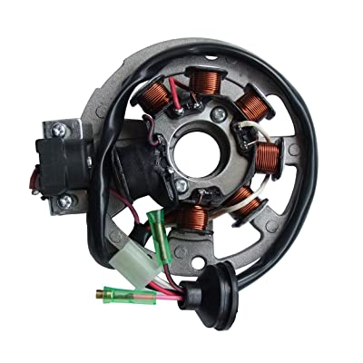 shamofeng Magneto Stator for Polaris ATV Scrambler 90 2001-2003 Sportsman 90 2001-2006 Predator 90 2003-2006 Replaces Polaris 0450523, 0451000: Automotive