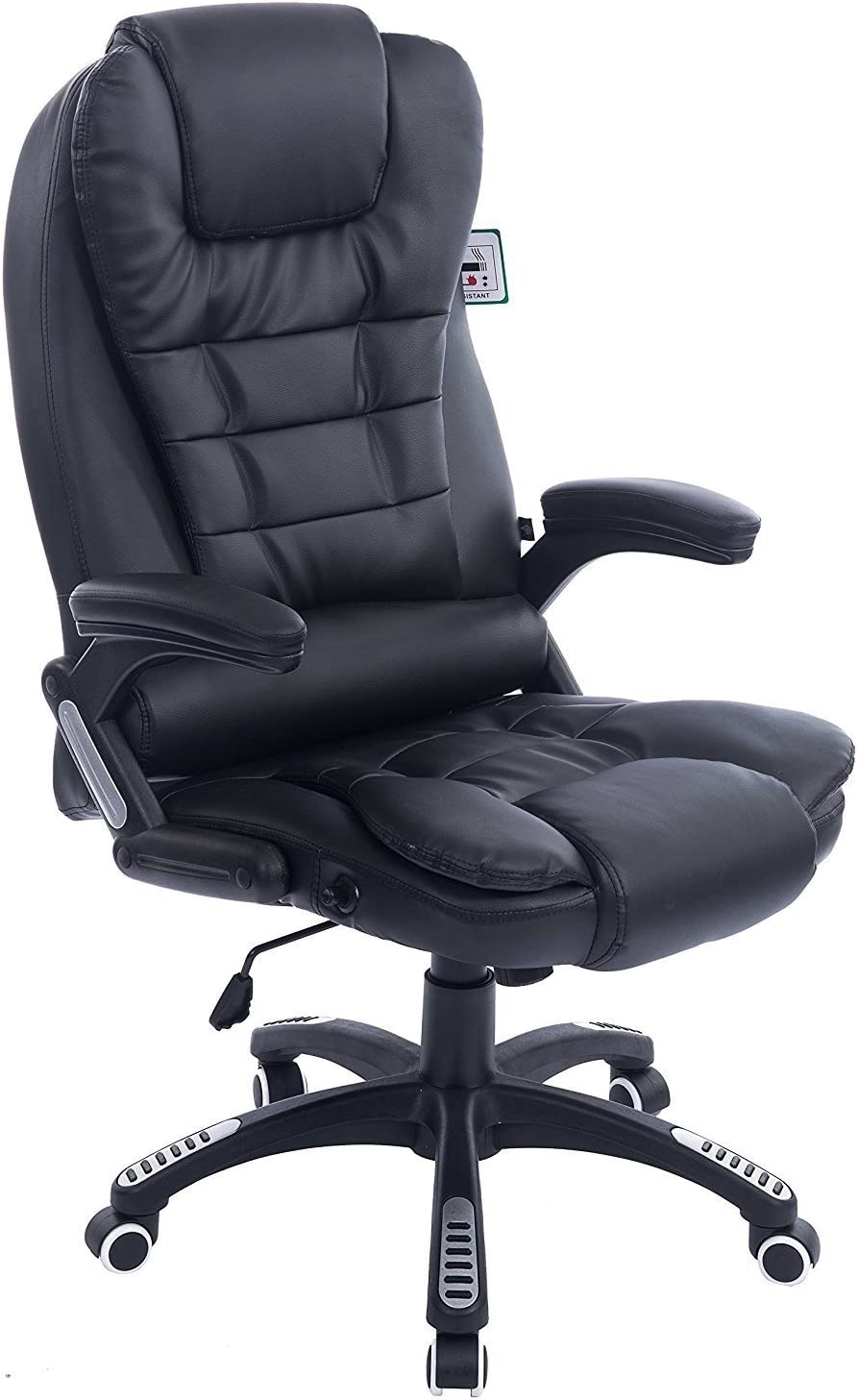 Cherry Tree Executive Recline Extra Padded Office Chair
