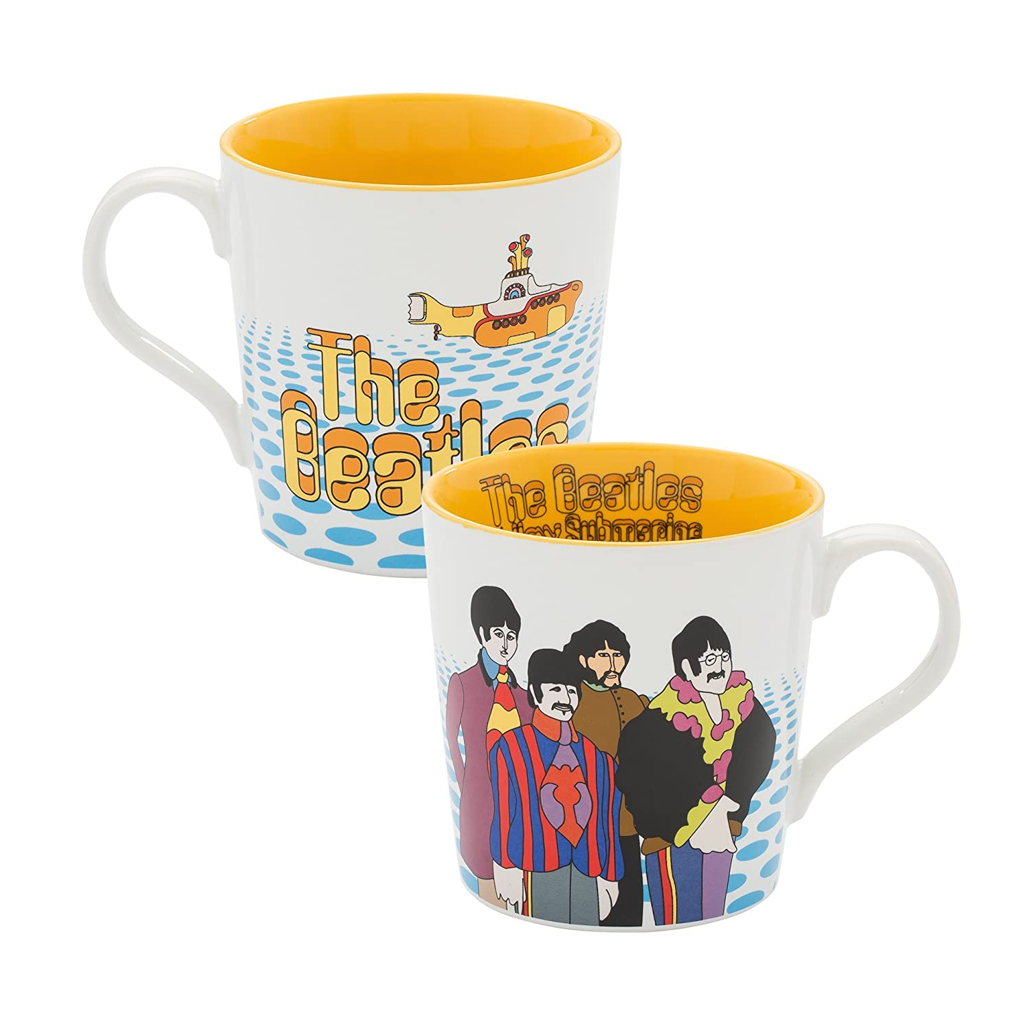 taza Beatles yellow submarine