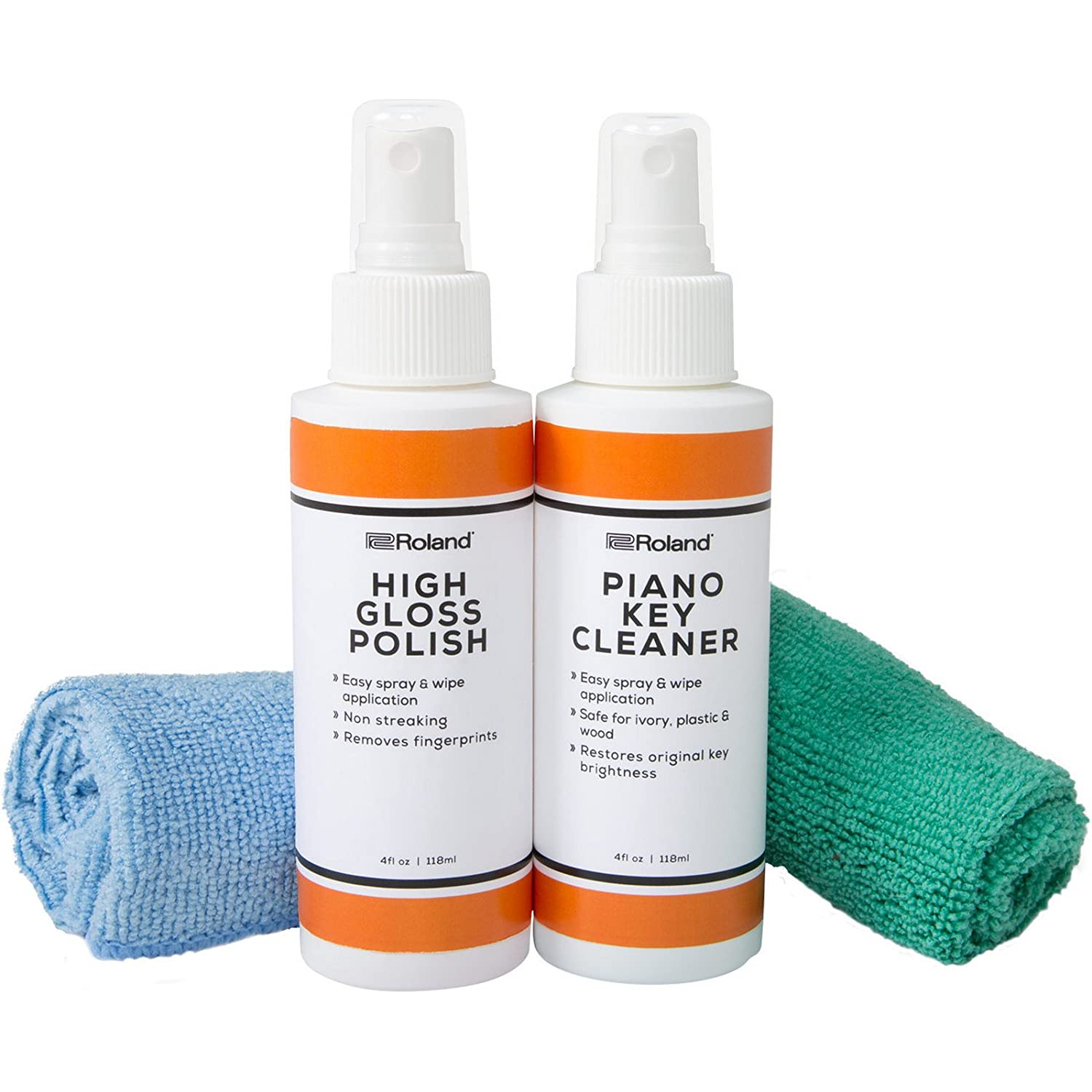 Roland PCK-HG | High Gloss Piano Cleaner Pack