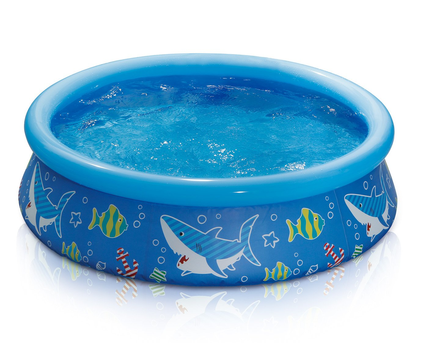 SUMMER WAVES 5'x15 Quick Set Ring Pool