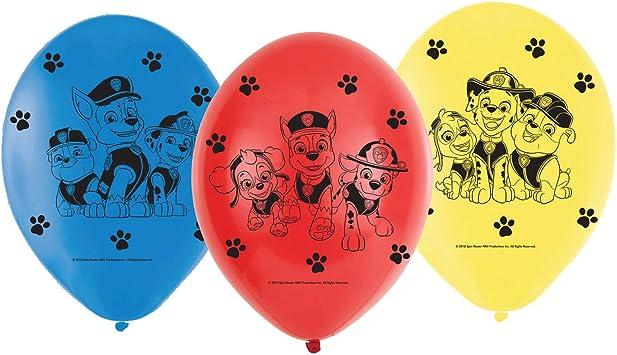 Amscan Happy Birthday 10 Latex Multi colour Balloons 22.8cm