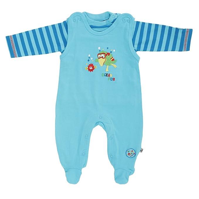 Jacky - Pelele - para bebé niña azul turquesa 50 cm: Amazon.es: Ropa y accesorios