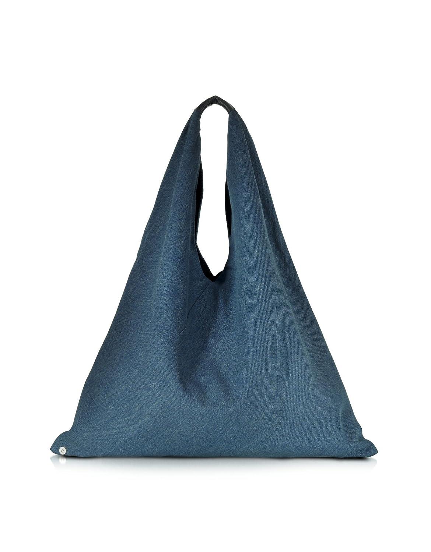 6865a62624fd MM6 Maison Martin Margiela Designer Handbags Indigo Fabric Japanese Tote   Amazon.co.uk  Shoes   Bags