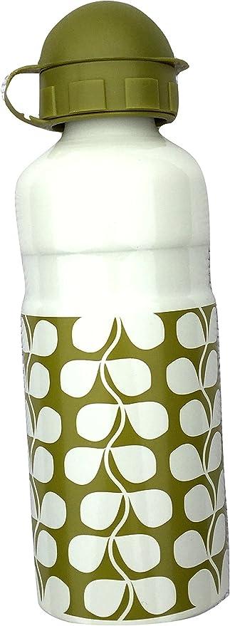 2 brand new sports gym cycling walking drinks bottle olive /& orange ORLA KIELY