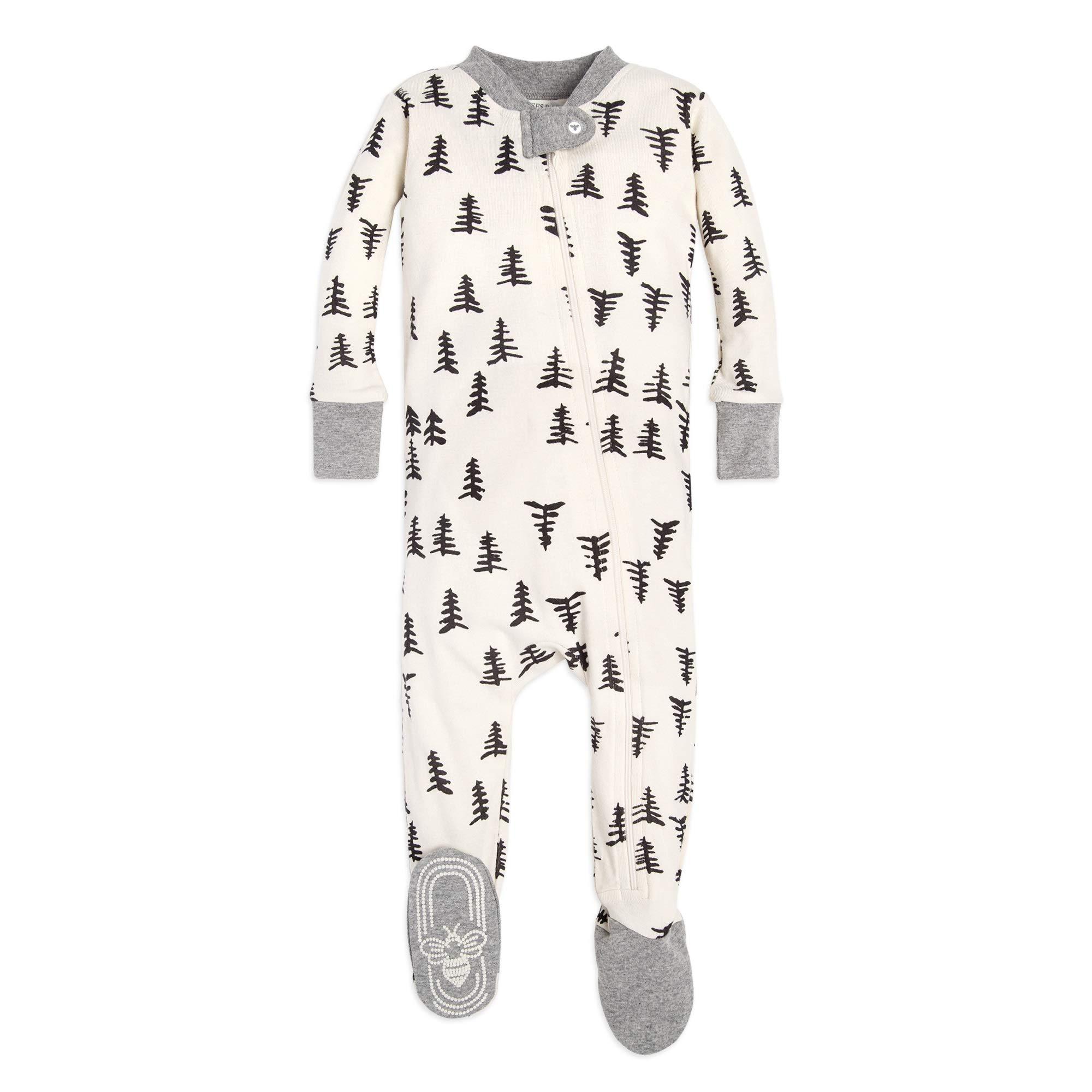 0dc2e1be1 Burt s Bees Baby - Unisex Baby Sleeper Pajamas