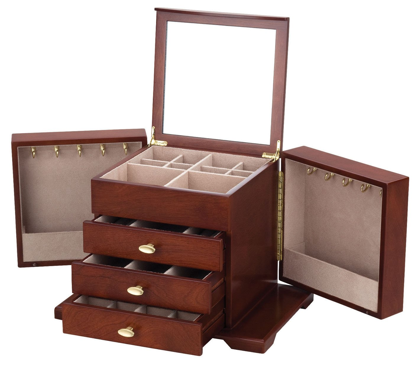 Reed & Barton Amelia Jewelry Chest by Reed & Barton (Image #2)