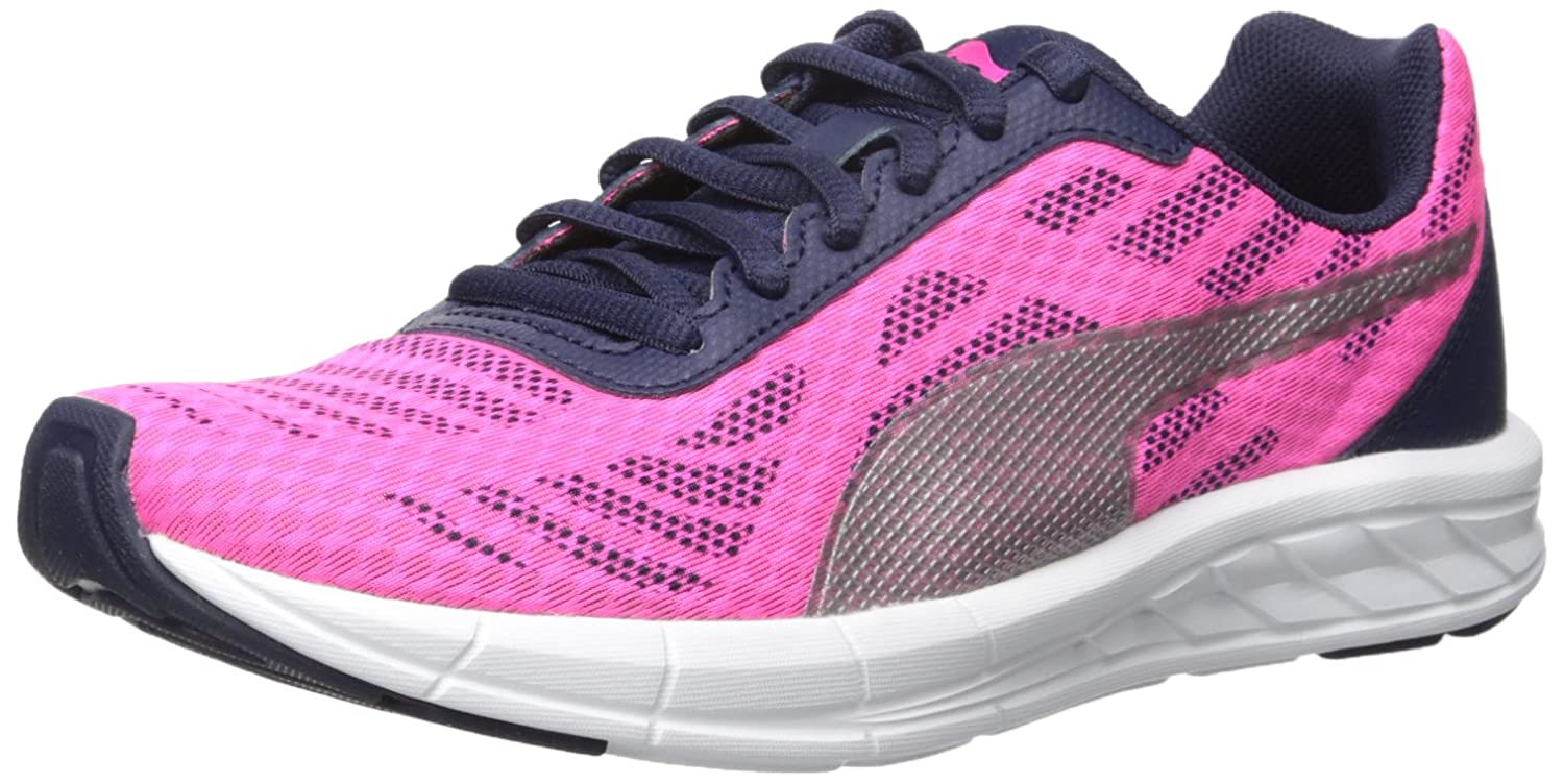 PUMA Meteor JR Running Shoe METEOR JR - K