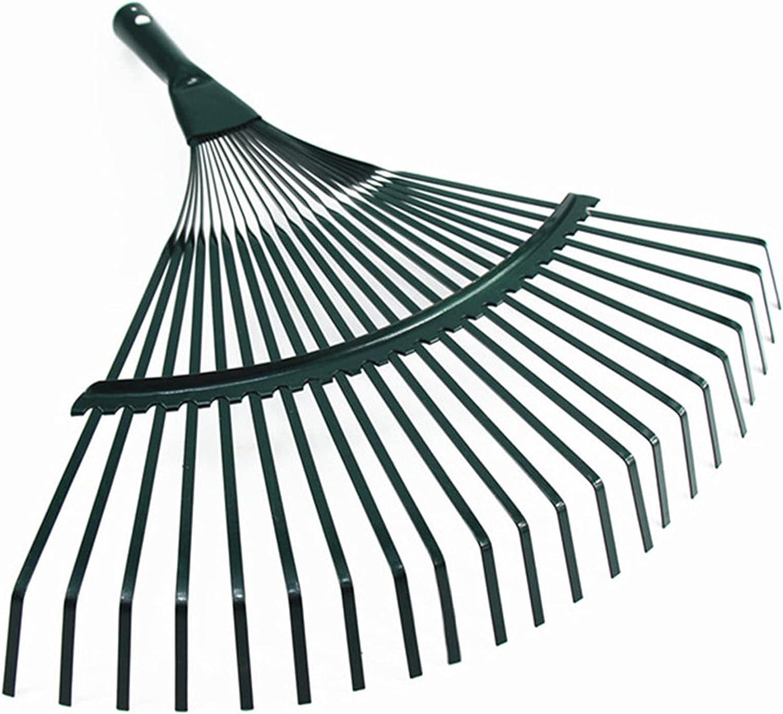 Garden rake Gardening Garden rake Grass rake Dead Leaf rake Wire rake rake,