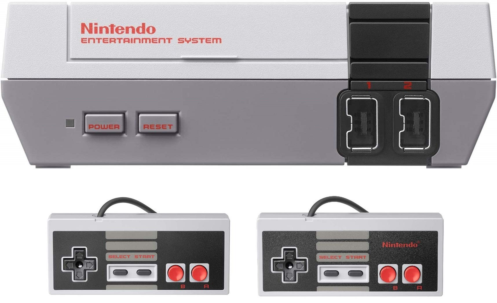 Nintendo Entertainment System: NES Classic Edition With Bonus IRONKLAD Controller by Nintendo (Image #3)