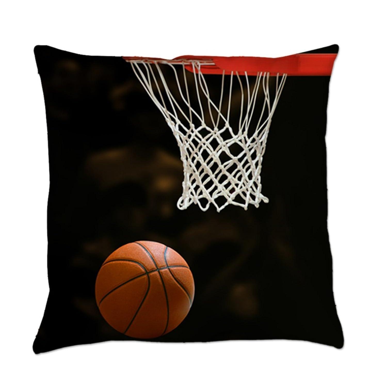 robertoss Balón de baloncesto fundas de cojín - Lienzo ...