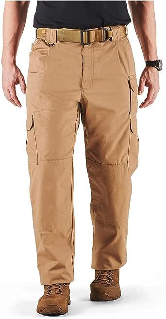 5.11 Men's Taclite Pro Tactical Pants, Style 74273, Coyote, 40Wx32L