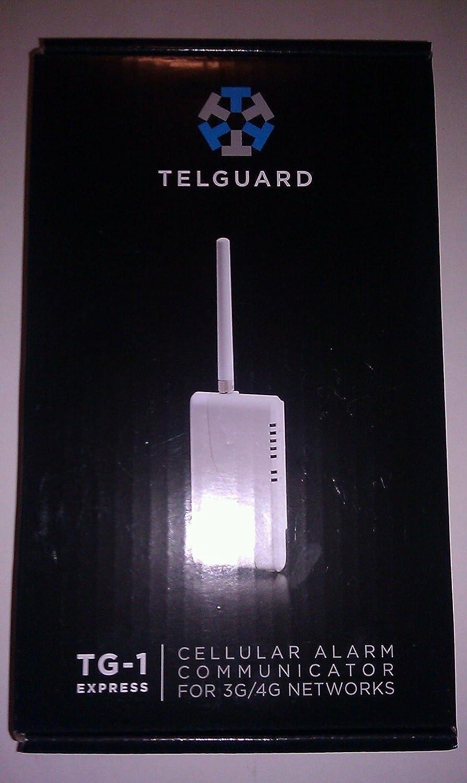 Amazon.com: Telguard/ Telular TG-1EXPRESS (3G/4G) 3G RES ...