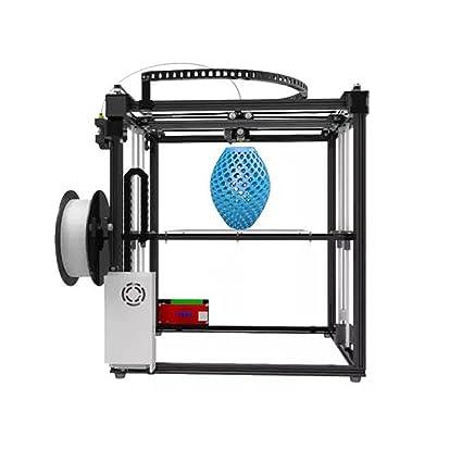 De impresión 3d impresora con marco de aluminio diseño de cadena ...