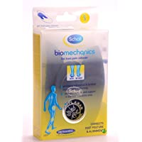 Scholl Orthaheel Biomechanics Gel Heel Pain Reliever Size - Small