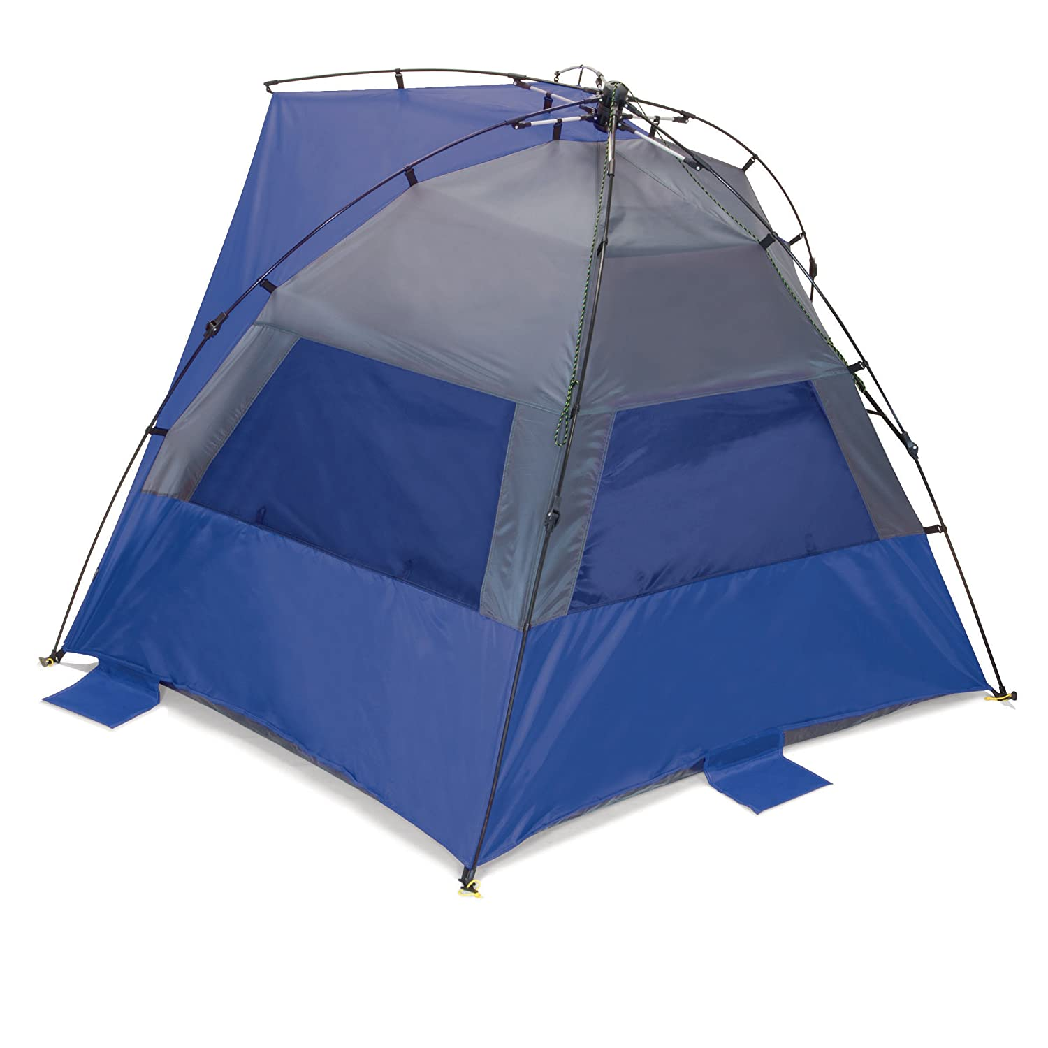 PICNIC TIME Haven Portable Sun Wind Shelter, Blue Grey