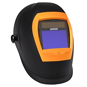 Jackson Safety W70 BH3 Grand DS Auto Darkening Welding Helmet