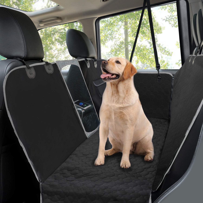 Pet Seat Cover Dog Car SUV Truck Back Rear Seat Protector Mat Hammock Non-slip