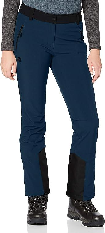 MILLET Track III Pant W Hiking Pants, Womens, Orion Blue/Noir, 40