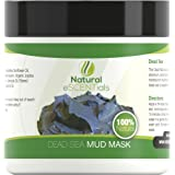 Dead Sea Mud Mask - Pore Minimizer and Wrinkle Reducer - Leaves Your Skin Healthy and Revitalized with a Youthful Glow