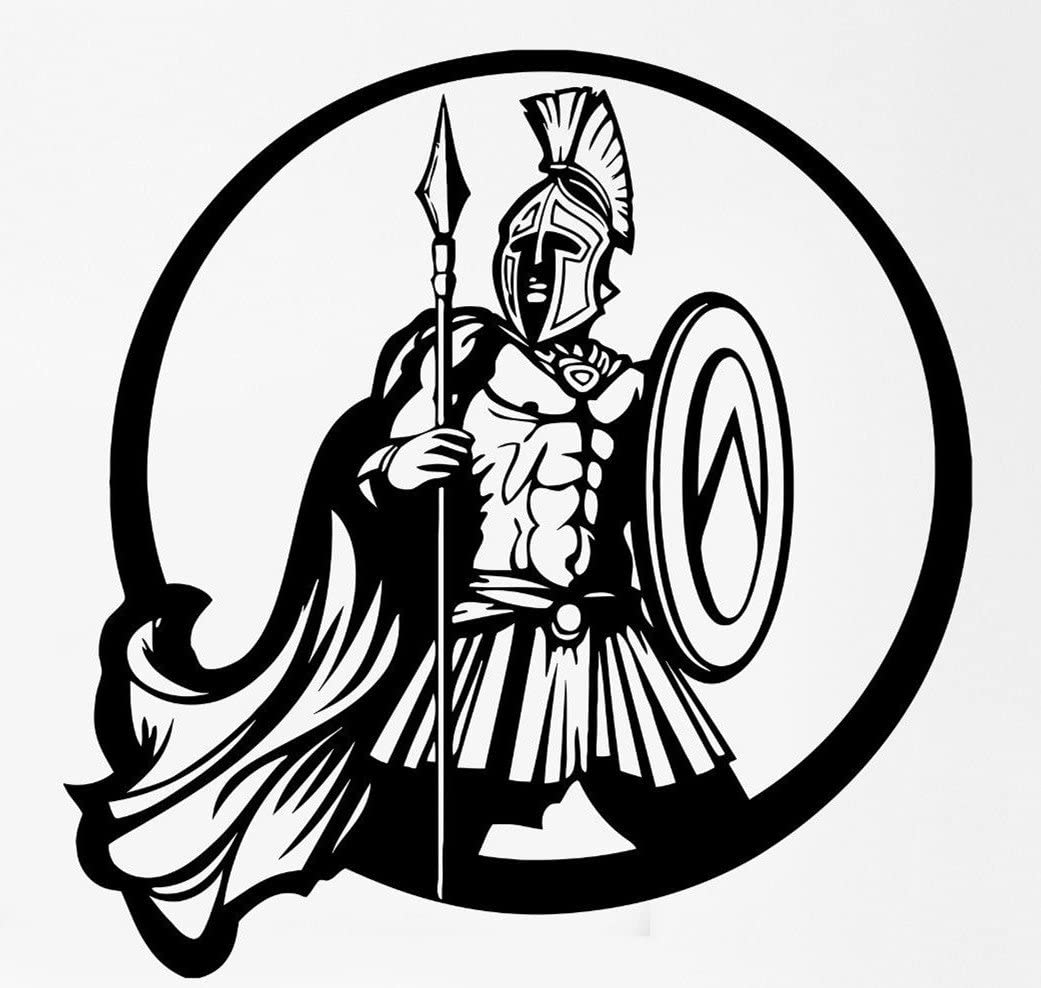 Spartan Shield Icon #396273 - Free Icons Library