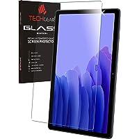 TECHGEAR Szkło pancerne do Galaxy Tab A7 10,4 cala (SM-T500 / SM-T505) szkło pancerne, folia ochronna na wyświetlacz ze…