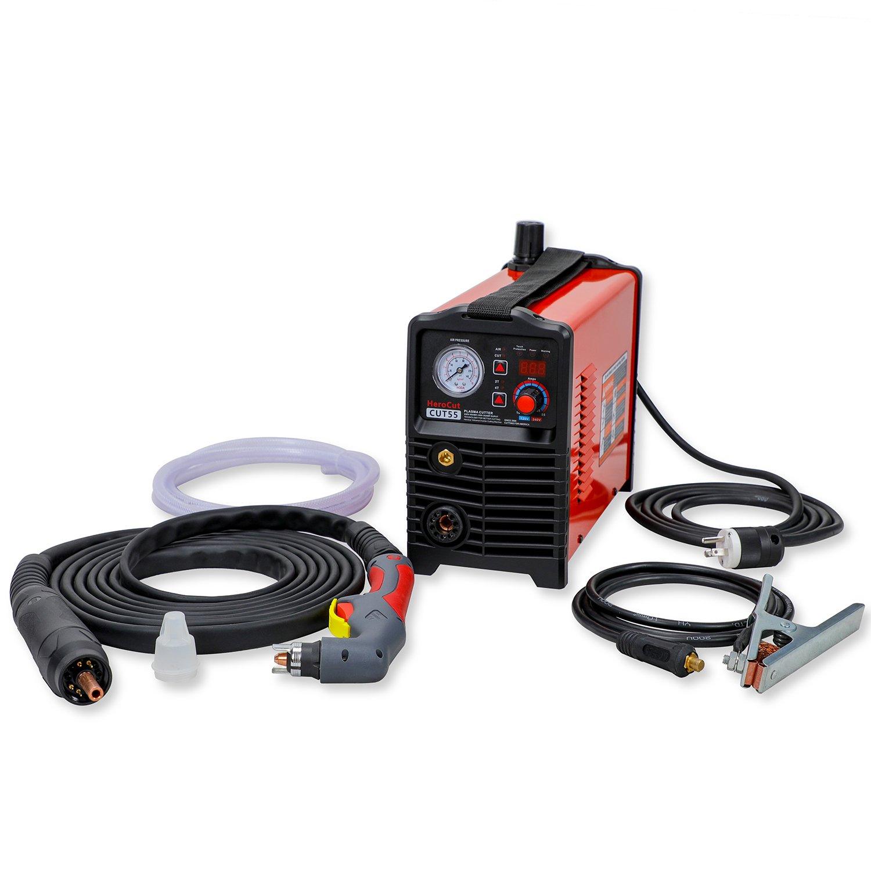 Pilot Arc Non-HF Plasma Cutter Cut55 Dual Voltage 120v / 240v, Good to work with CNC system